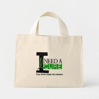 Cerebral Palsy I NEED A CURE 1 Mini Tote Bag
