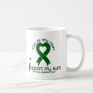 Cerebral Palsy I Support My Aunt Coffee Mug