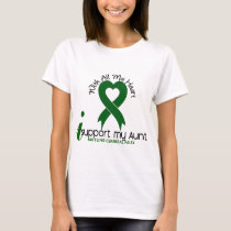 Cerebral Palsy I Support My Aunt T-Shirt