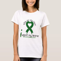 Cerebral Palsy I Support My Brother T-Shirt