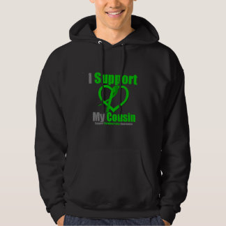 Cerebral Palsy I Support My Cousin Hooded Pullovers