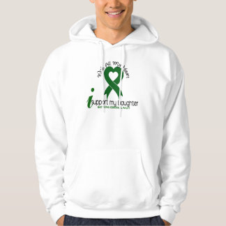 Cerebral Palsy I Support My Daughter Hoodie