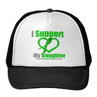 Cerebral Palsy I Support My Daughter Trucker Hat