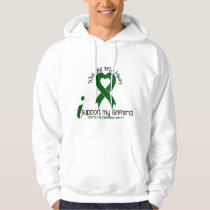 Cerebral Palsy I Support My Girlfriend Hoodie