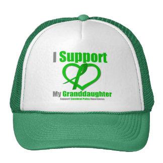 Cerebral Palsy I Support My Granddaughter Trucker Hat