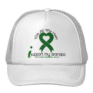 Cerebral Palsy I Support My Grandpa Trucker Hat
