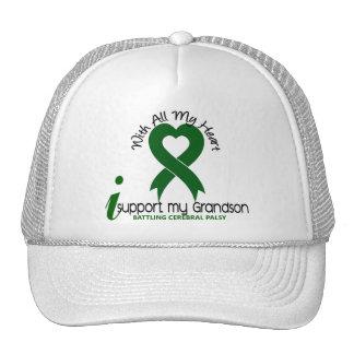 Cerebral Palsy I Support My Grandson Trucker Hat
