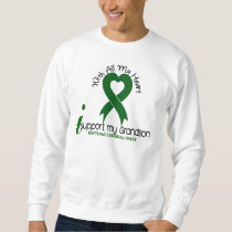 Cerebral Palsy I Support My Grandson Sweatshirt