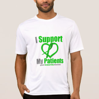 Cerebral Palsy I Support My Patients Shirt