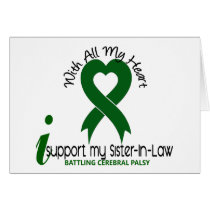 Cerebral Palsy I Support My Sister-In-Law