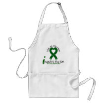 Cerebral Palsy I Support My Son Adult Apron