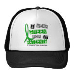 Cerebral Palsy I Wear Green For My Patients 37 Trucker Hat