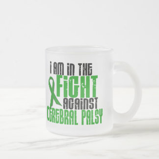 Cerebral Palsy In The Fight 1 Coffee Mugs