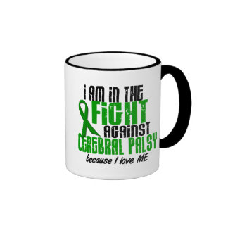 Cerebral Palsy In The Fight For ME 1 Coffee Mug