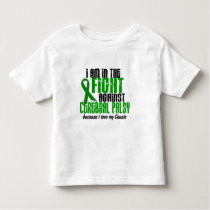 Cerebral Palsy In The Fight For My Cousin 1 Toddler T-shirt