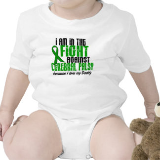 Cerebral Palsy In The Fight For My Daddy 1 Bodysuit