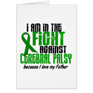 Cerebral Palsy In The Fight For My Father 1 Card