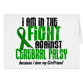 Cerebral Palsy In The Fight For My Girlfriend 1 Card