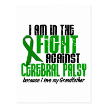 Cerebral Palsy In The Fight For My Grandfather 1 Postcard