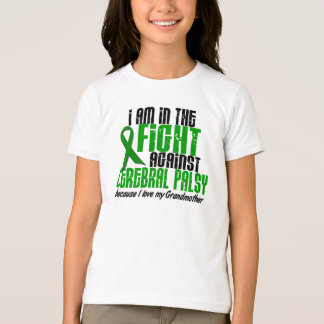 Cerebral Palsy In The Fight For My Grandmother 1 T-Shirt