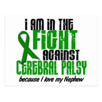 Cerebral Palsy In The Fight For My Nephew 1 Postcard