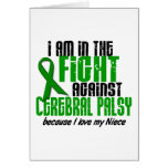 Cerebral Palsy In The Fight For My Niece 1 Greeting Card