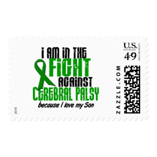 Cerebral Palsy In The Fight For My Son 1 Postage Stamp