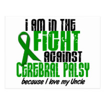 Cerebral Palsy In The Fight For My Uncle 1 Postcard