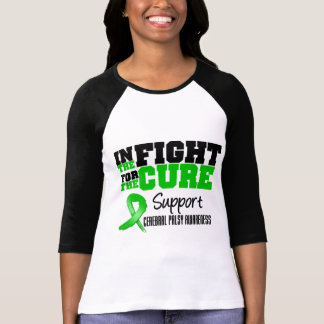 Cerebral Palsy In The Fight For The Cure T Shirt