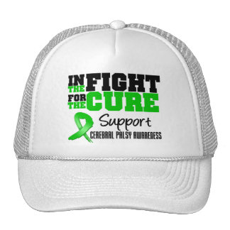 Cerebral Palsy In The Fight For The Cure Trucker Hat