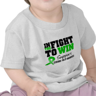 Cerebral Palsy In The Fight To Win T Shirt