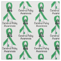 Cerebral Palsy Lighthouse of Hope Fabric