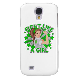 Cerebral Palsy Modern Rosie Fight Galaxy S4 Covers