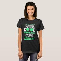 Cerebral Palsy Mom T-Shirt