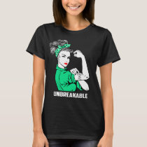 Cerebral Palsy Mom Unbreakable T-Shirt