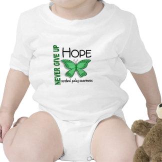 Cerebral Palsy Never Give Up Hope Butterfly 4.1 Bodysuit