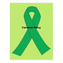 Cerebral Palsy Postcard