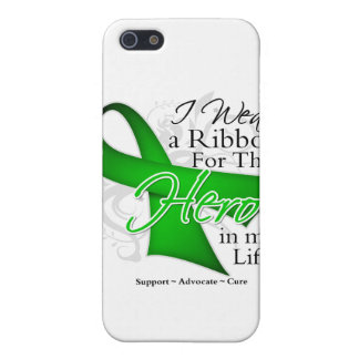 Cerebral Palsy Ribbon Hero in My Life Cover For iPhone SE/5/5s