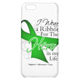 Cerebral Palsy Ribbon Hero in My Life iPhone 5C Cases