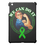 Cerebral Palsy - Rosie The Riveter - We Can Do It iPad Mini Cover