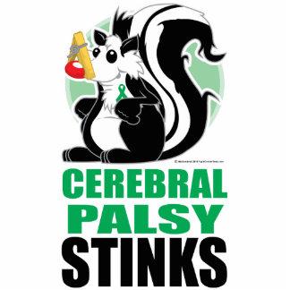 Cerebral Palsy Stinks Statuette