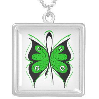 Cerebral Palsy Stylish Butterfly Awareness Ribbon Custom Jewelry