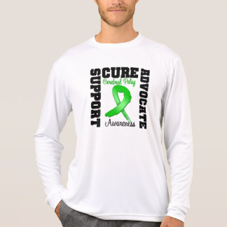 Cerebral Palsy Support Advocate Cure T Shirt