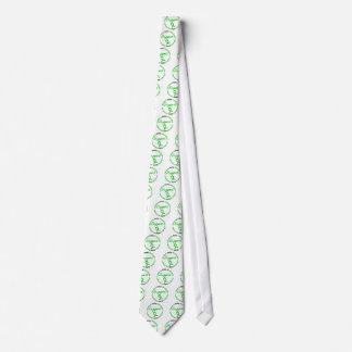 Cerebral Palsy Support Ribbon Neck Tie