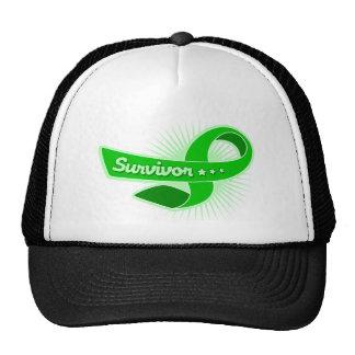 Cerebral Palsy Survivor Ribbon Trucker Hat