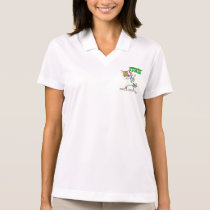 CEREBRAL PALSY Survivor Stand-Fight-Win Polo Shirt