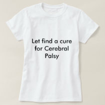 Cerebral Palsy T-Shirt