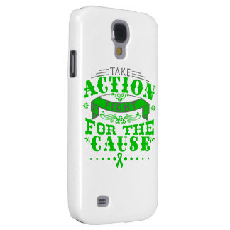 Cerebral Palsy Take Action Fight For The Cause Galaxy S4 Cases