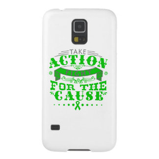 Cerebral Palsy Take Action Fight For The Cause Galaxy S5 Case