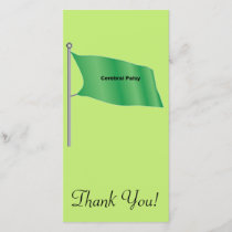 Cerebral Palsy Thank You Card
